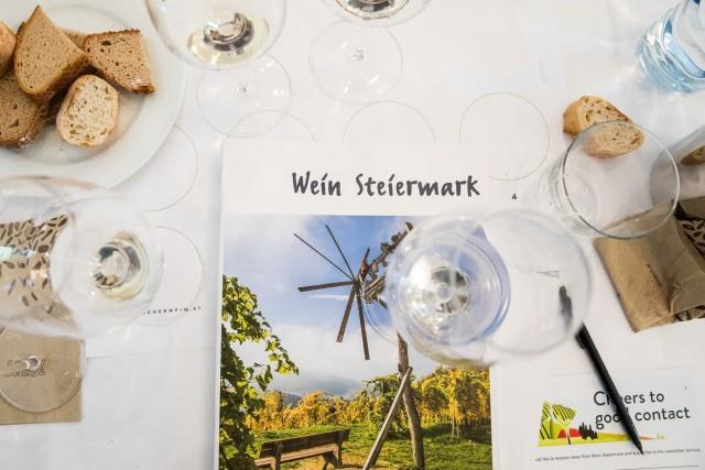 VieVinum - Prämierung Wein Steiermark