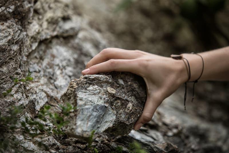Kalkstein bildet ein einzigartiges Terroir in der Steiermark