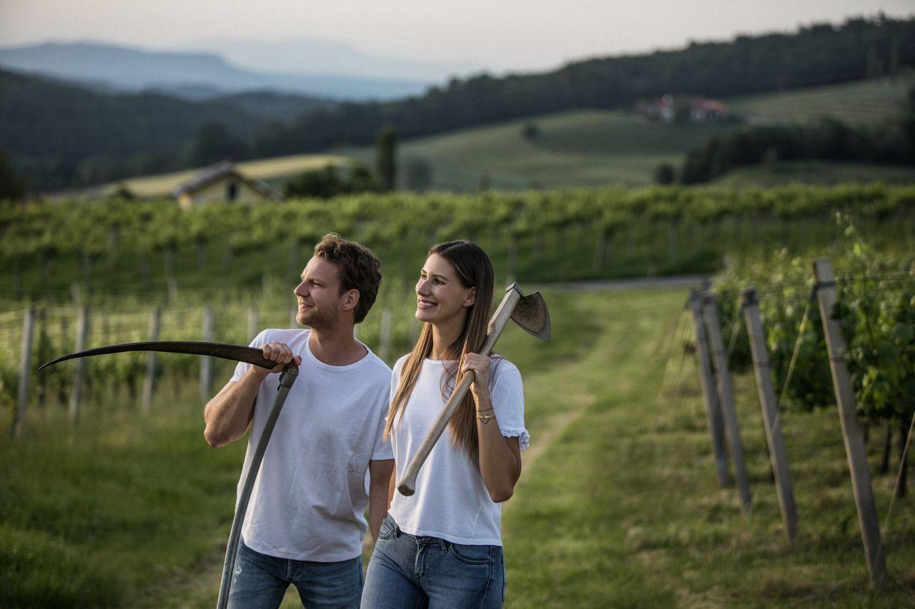 Steirische Winzer - Weinregion Steiermark
