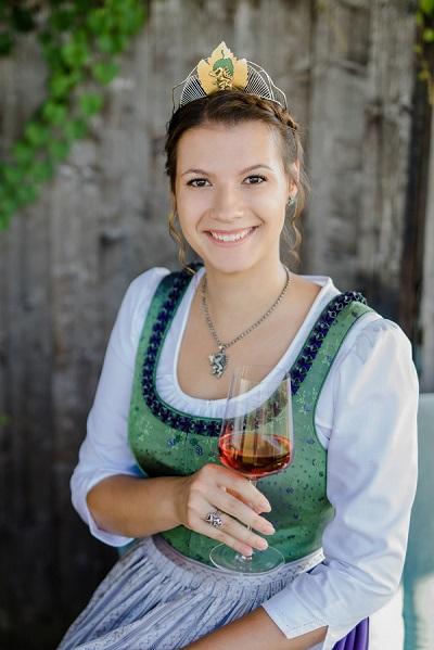 Weinkönigin Katrin Dokter Ligist | Weststeiermark - Wein Steiermark