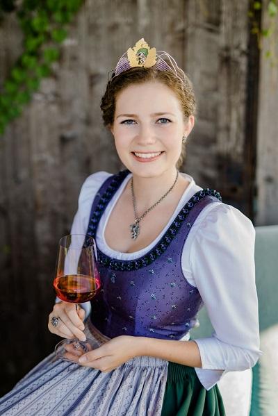 Weinkönigin Lisa Müller Wies | Weststeiermark - Wein Steiermark