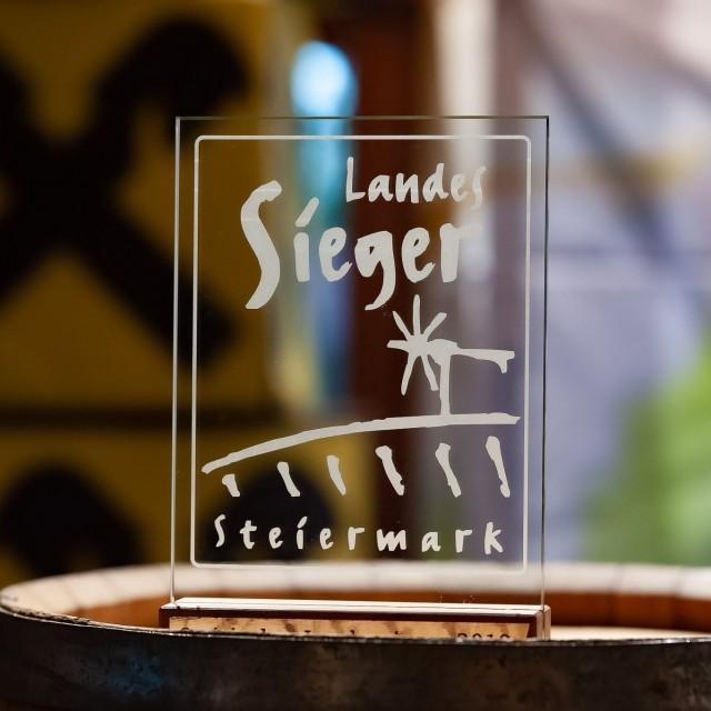 Wein Prämierung - Steirische Landessieger - Wein Steiermark