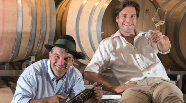 Gewinner des Concours mondial du sauvignon - Wein Steiermark