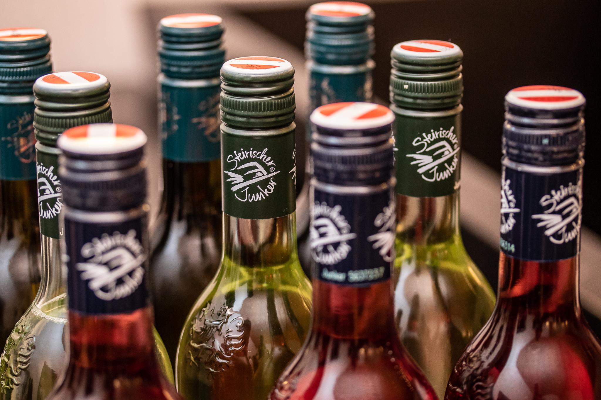 Junkerpräsentation - Steirischer Wein - Steirischer Jungwein