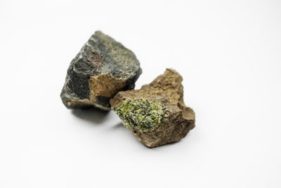 Vulkangestein Tuff Basalt