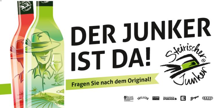 Der Steirischer Junker ist da - Junker Steiermark