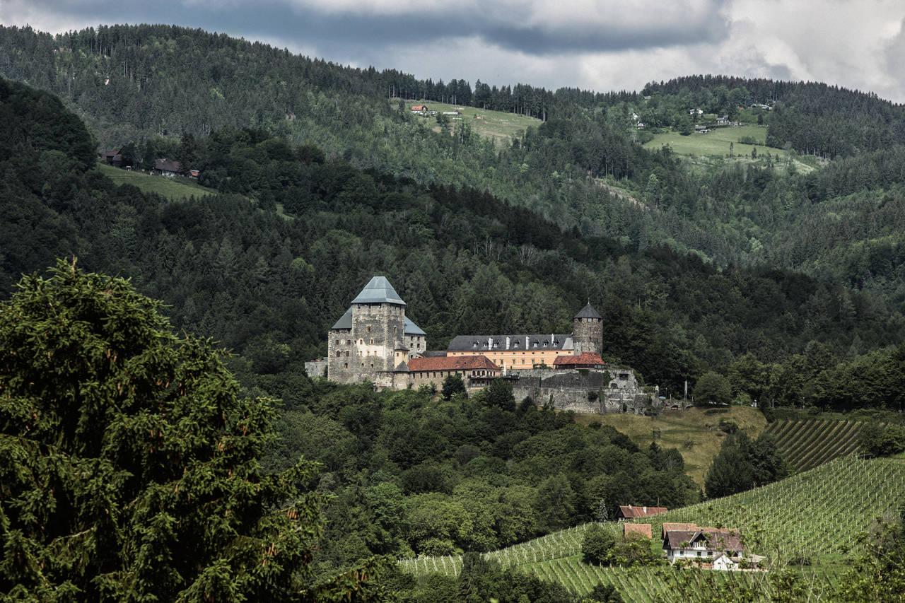 Ortswein Deutschlandsberg im DAC Anbaugebiet Weststeiermark - Wein Steiermark