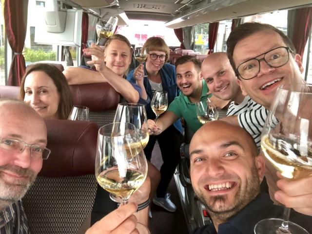 Pressereise Weincamp 2019