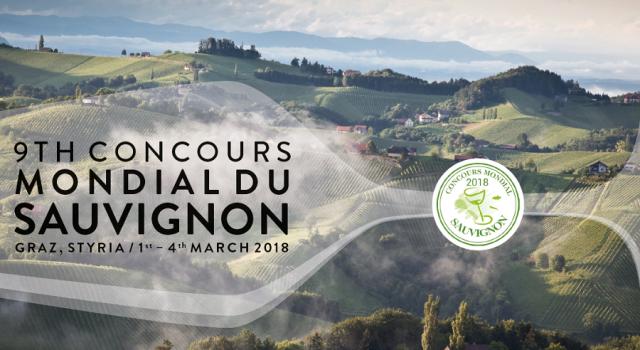 Concours mondial du sauvignon - Prämierung - Wein Steiermark