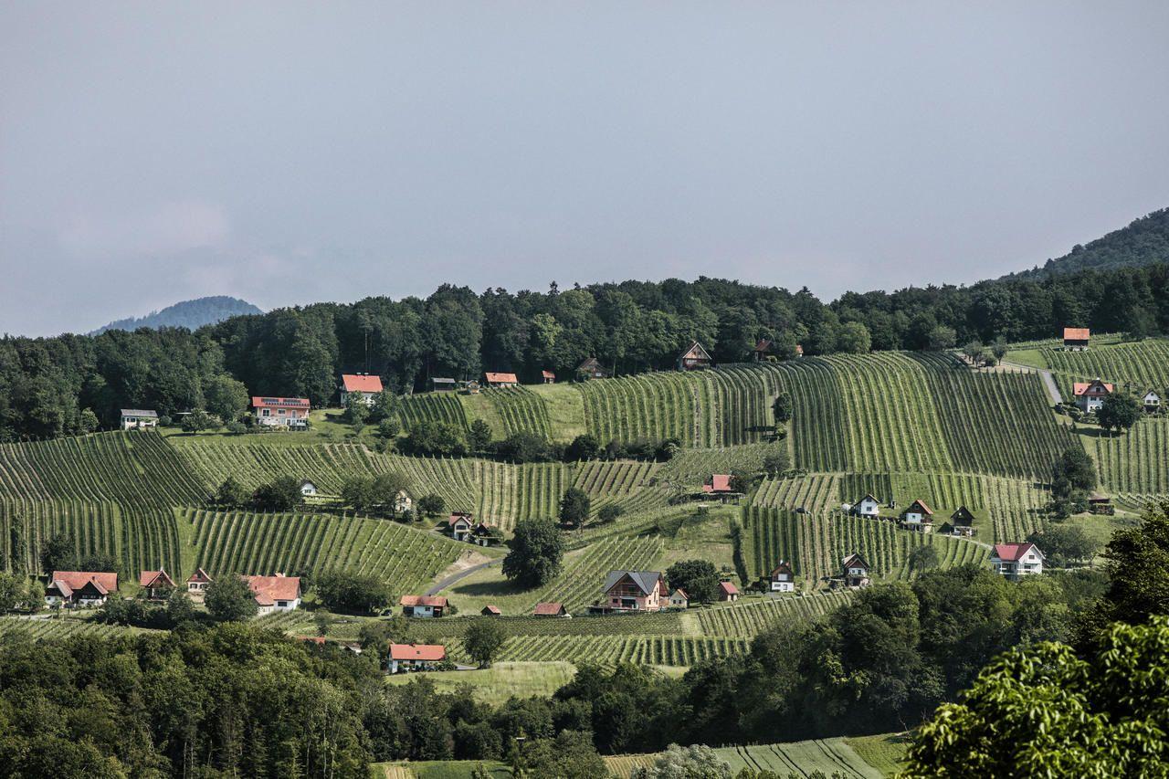 Die geographische Lage von Weinsteiermark