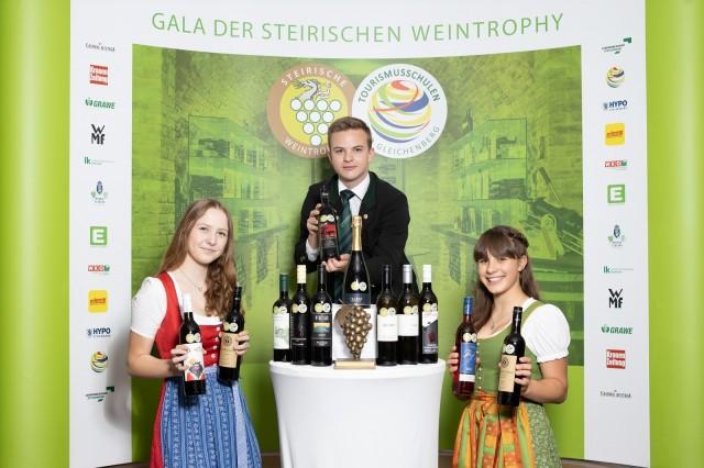 Steirische Wein Trophy - Wein Prämierung - steirischer Wein