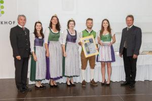 Lagenwein Sauvignon Blanc: Weinhof Ulrich/St.Anna am Aigen - Landessieger Wein Steiermark