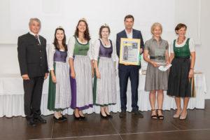 Kräftige Zweigelt: Weinhof Narat-Zitz/Leutschach an der Weinstraße - Landerssieger 2020 Wein Steiermark