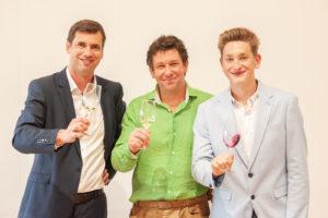 Präsentation der steirischen Landessieger 2020 Wein Steiermark