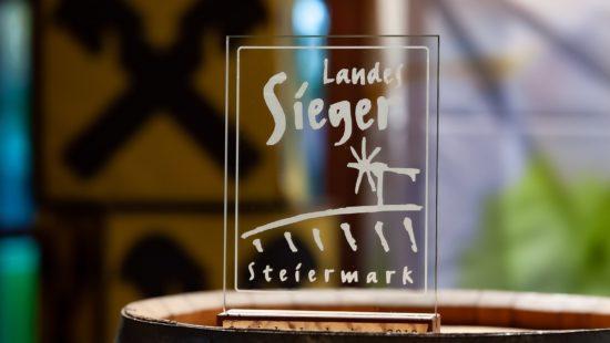 Landessieger Steiermark - Prämierung Wein Steiermark