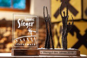 Landessieger 2019 - Prämierung - Wein Steiermark