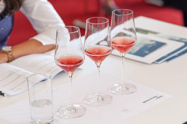 Schilcher Verkostung - Masterclass Wein Tasting Tirol - Wein ark