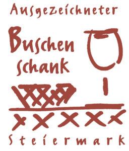 Logo Ausgezeichneter Buschenschank Steiermark