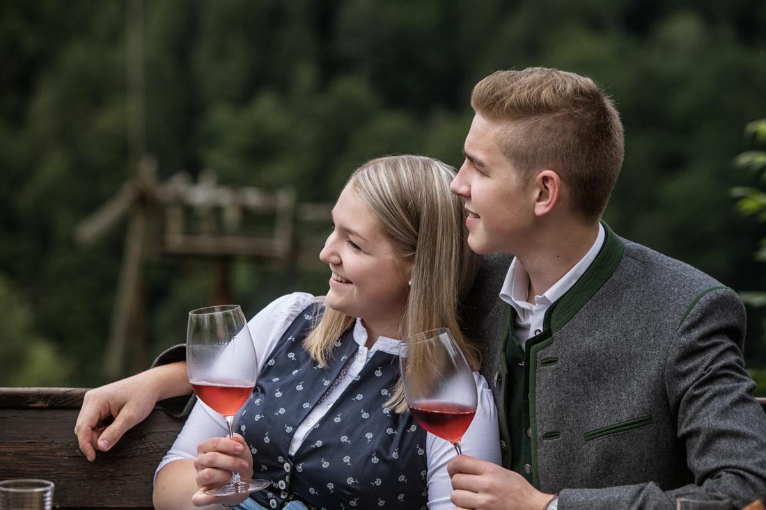 Weststeiermark als Modernes Weinanbaugebiet mit moderner Kulisse - Wein Steiermark DAC Weinanbaugebiet