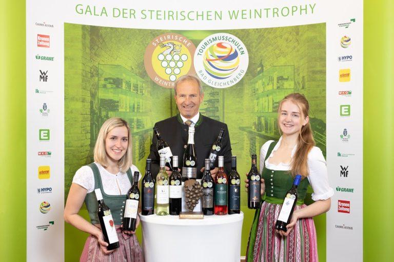 Steirische Weintrophy – Weingenuss der Krise zum Trotz!