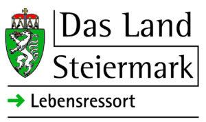 Logo: Land Steiermark Lebensressort