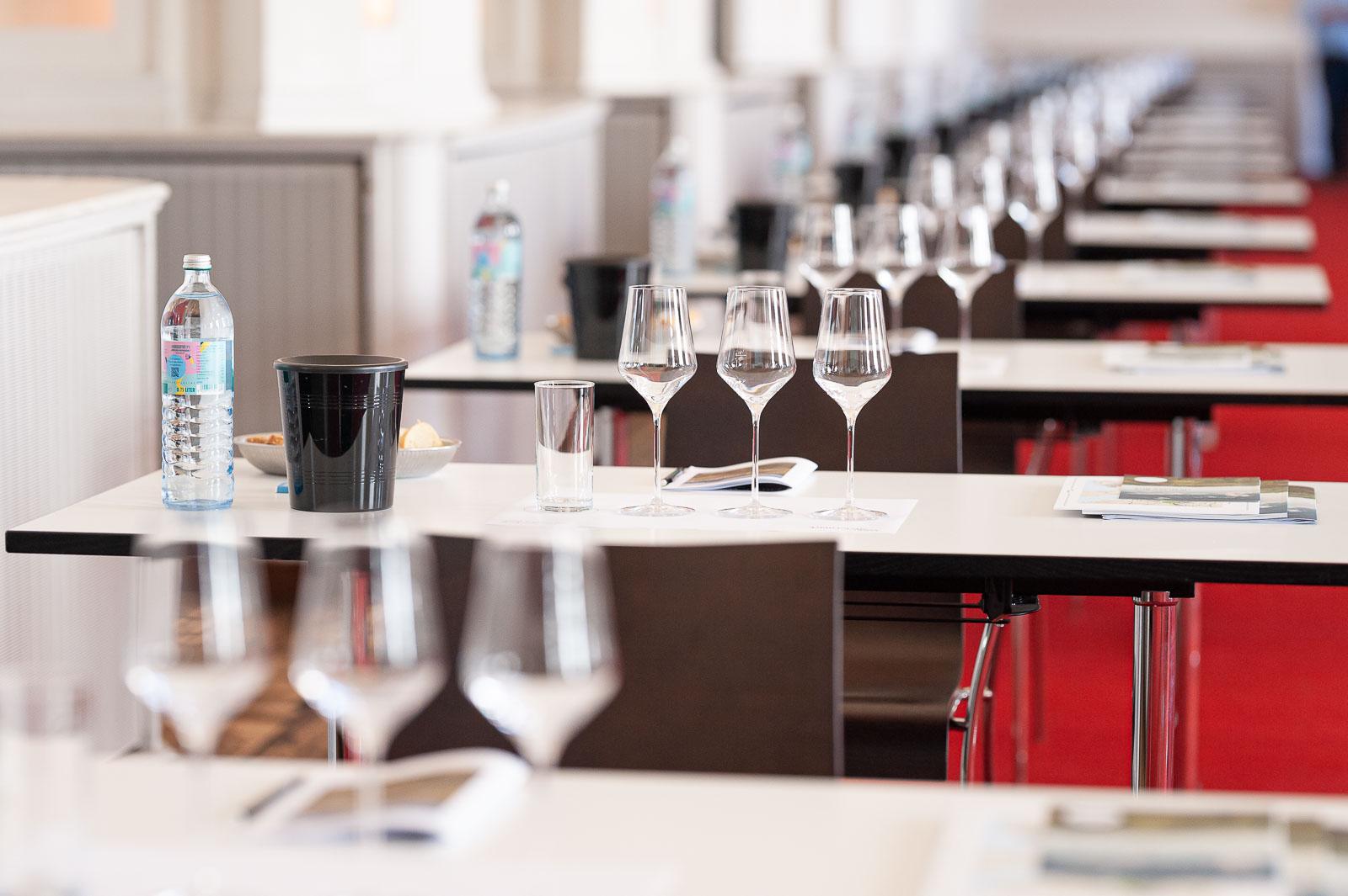 Gesetzte Weinverkostungen - Wein Steiermark